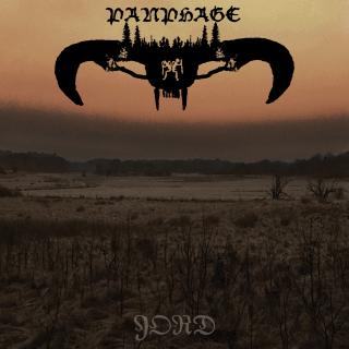 Panphage - Jord, CD