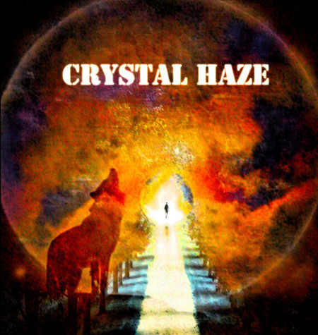 Crystal Haze - s/t, LP
