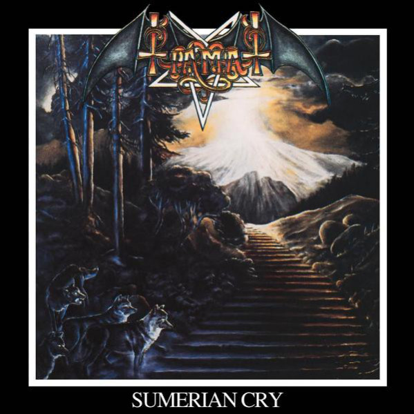 Tiamat - Sumerian Cry [black], LP