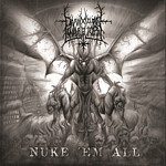 Darkmoon Warrior - Nuke'em All, CD