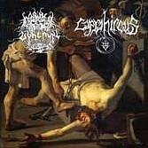 "Morbid Upheaval/Capra Hircus - Split, 10"""