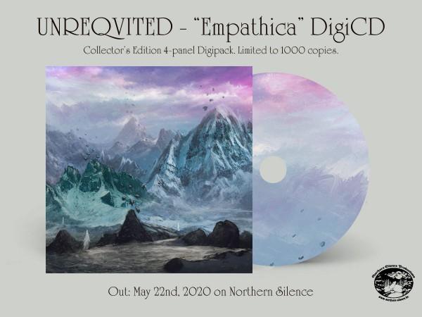 Unreqvited - Empathica, DigiCD