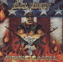 Lääz Rockit - Nothing$ $acred, CD