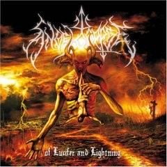 Angelcorpse - Of Lucifer And Lightning, CD