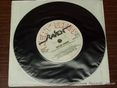 Raven (UK) - Crash Bang Wallop, 7""