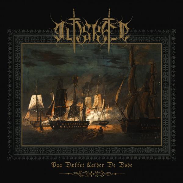 Ildskær - Paa Dækket Kalder De Døde, CD