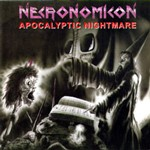 Necronomicon - Apocalyptic Nightmare, CD