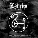 Zahrim - Liber Compendium Diabolicum, CD