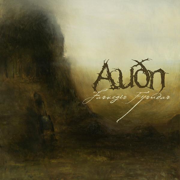 Auðn - Farvegir Fyrndar [black - 300], LP