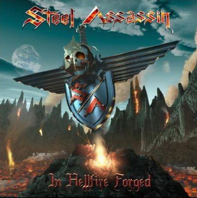 Steel Assassin - In Hellfire Forged, CD