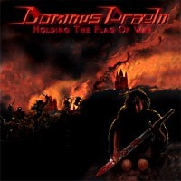 Dominus Praelii - Holding The Flag Of War, CD
