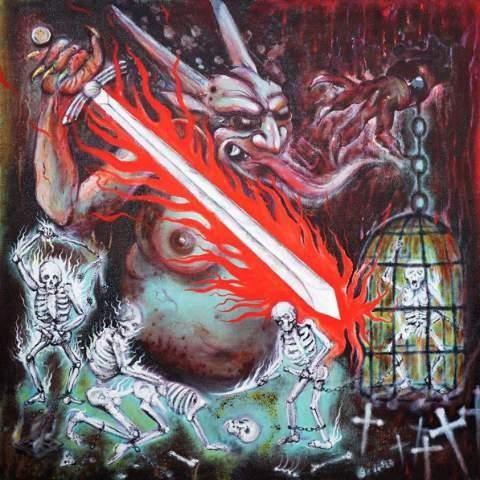 Impaled Nazarene - Vigorous And Liberating Death, CD