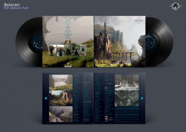 Sojourner - The Shadowed Road, 2LP