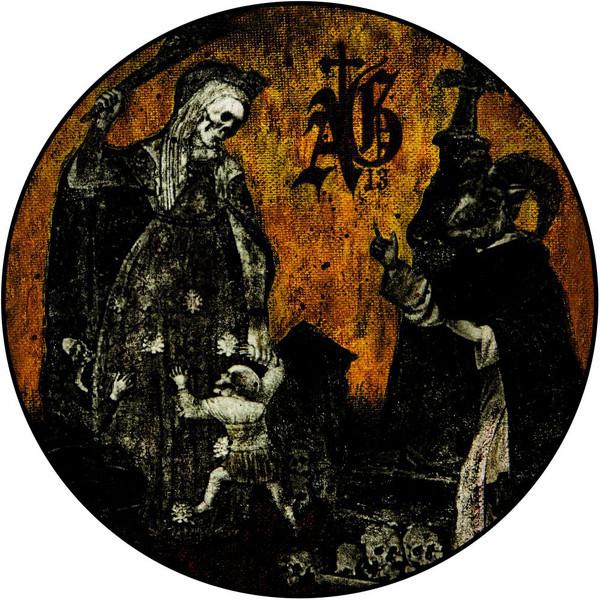 Abysmal Grief - Blasphema Secta, PicLP