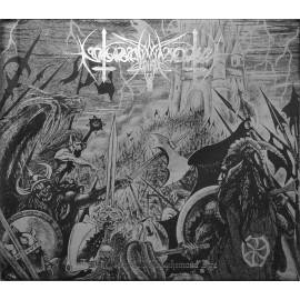 Nokturnal Mortum - To The Gates Of Blasphemous Fire, CD DIGIBOOK