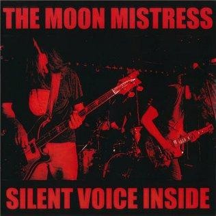The Moon Mistress - Silent Voice Inside, CD