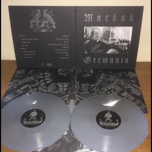 Marduk - Germania [silver - 300], 2LP