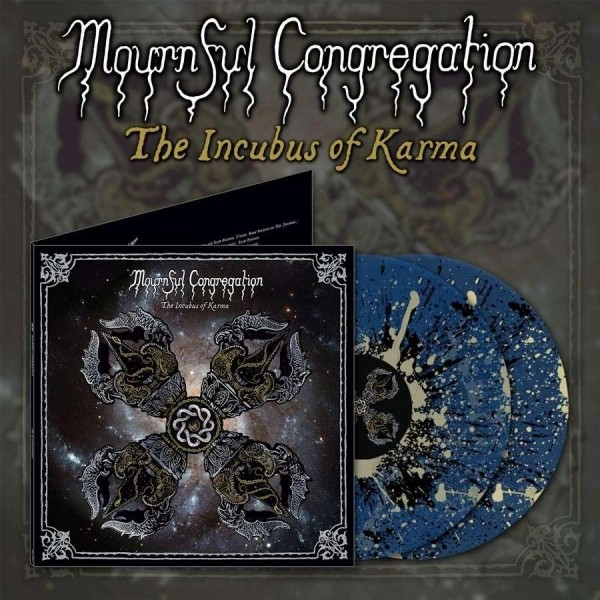 Mournful Congregation - The Incubus Of Karma [blue splatter - 300], 2LP