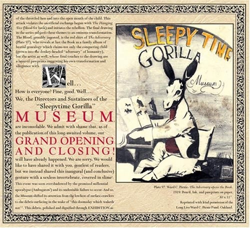 Sleepytime Gorilla Museum - Grand Opening And Closing, DigiCD
