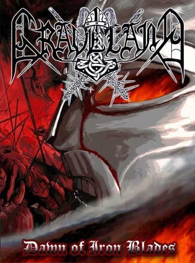 Graveland - Dawn Of Iron Blades, A5Digi