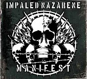 Impaled Nazarene - Manifest, DigiCD