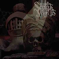 Spiritus Mortis - s/t [black], 2LP
