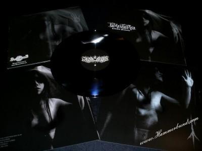Kalmankantaja - Elävältä Haudattu, LP