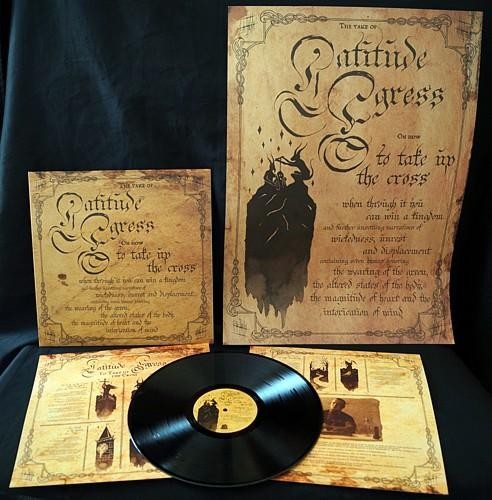 Latitude Egress - To Take Up The Cross, LP