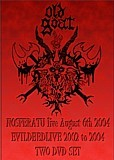 Old Goat - Official Live Two DVD Set, 2DVDr