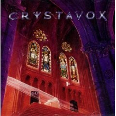 Crystavox - s/t, CD