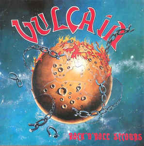 Vulcain - Rock'n'Roll Secours, LP