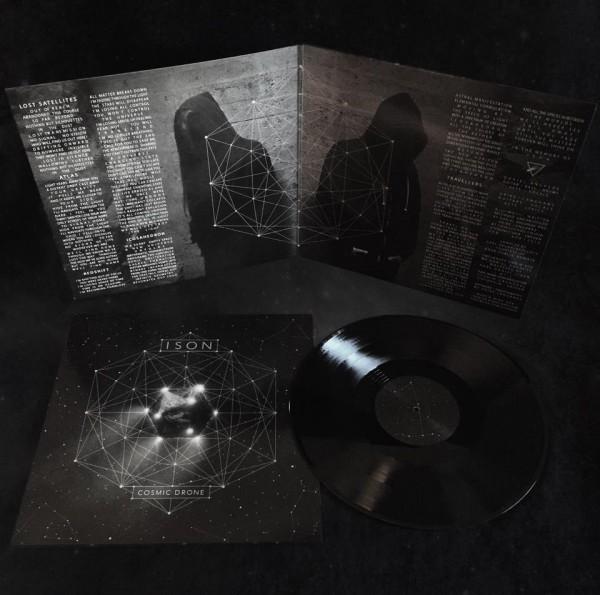 ISON - Cosmic Drone, LP
