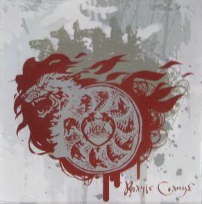 Nav - The Wolf's Sun, CD