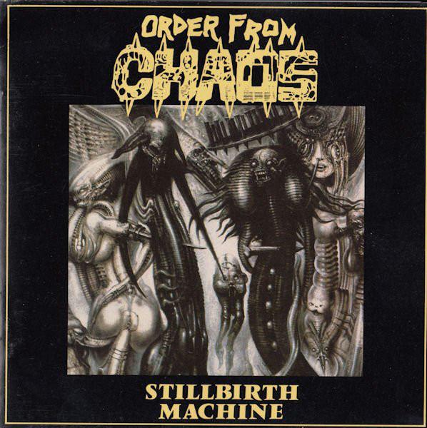 Order From Chaos - Stillbirth Machine, CD