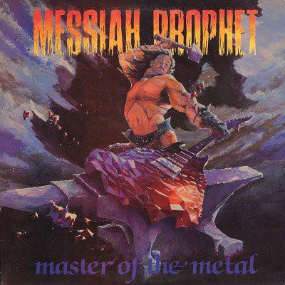 Messiah Prophet - Master Of The Metal, LP