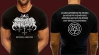 Satanic Warmaster - Funeral Wolves [S], TS