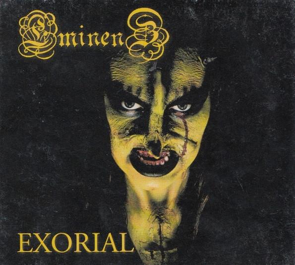 Eminenz - Exorial, DigiCD