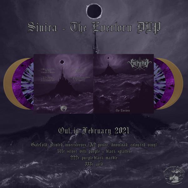 Sinira - The Everlorn, 2LP
