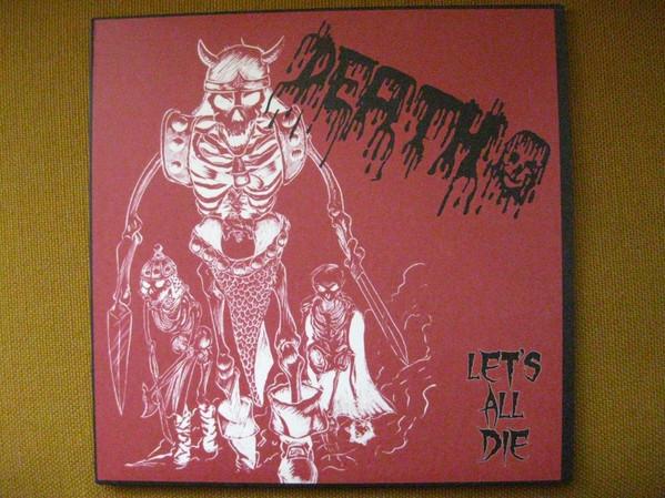 Death - Let's All Die, LP