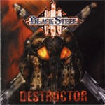 Black Steel - Destructor, CD