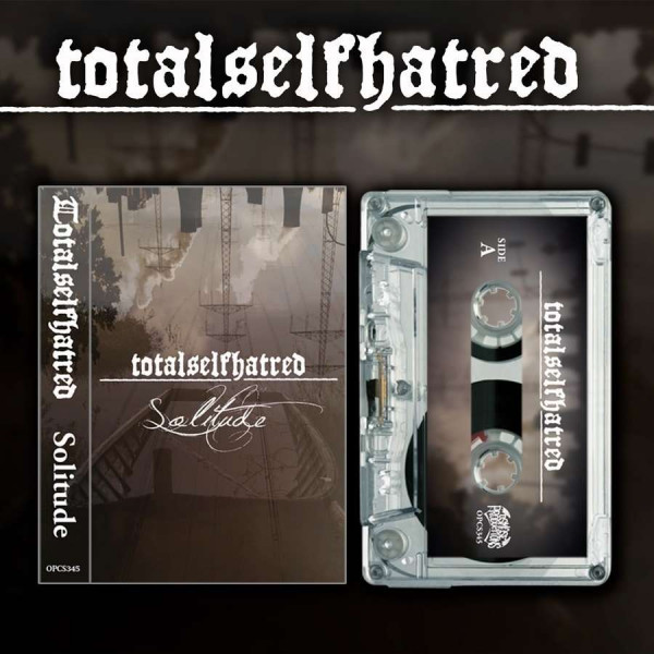 Totalselfhatred ‎- Solitude, MC