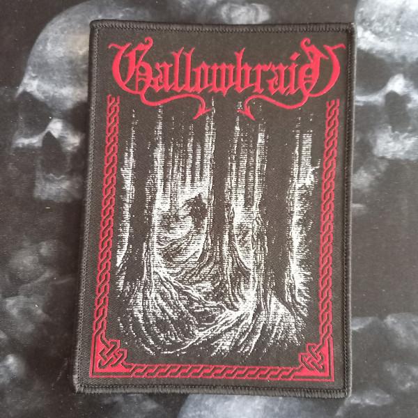 Gallowbraid - Oaken Halls, Patch (woven)
