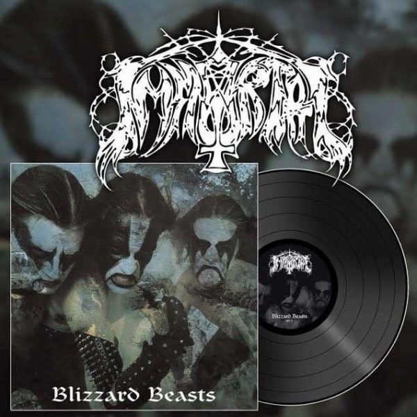 Immortal - Blizzard Beasts [GF], LP