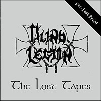Blind Legion - The Lost Tapes, CD