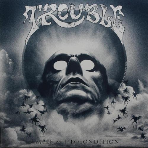 Trouble - Simple Mind Condition [blue - 150], LP