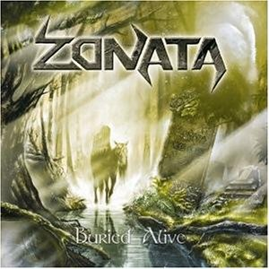 Zonata - Buried Alive, CD