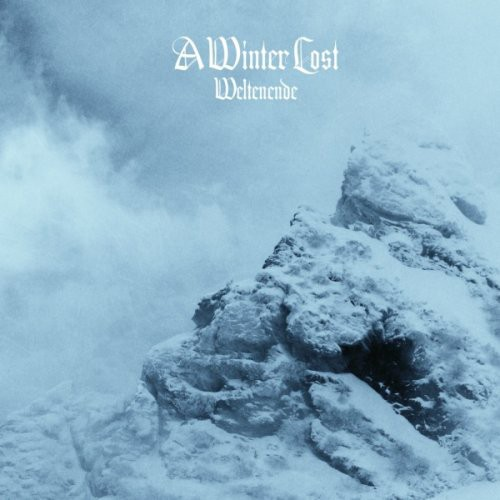 A Winter Lost - Weltenende, CD