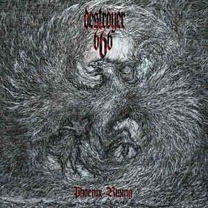 Destroyer 666 - Phoenix Rising [clear - 250], LP