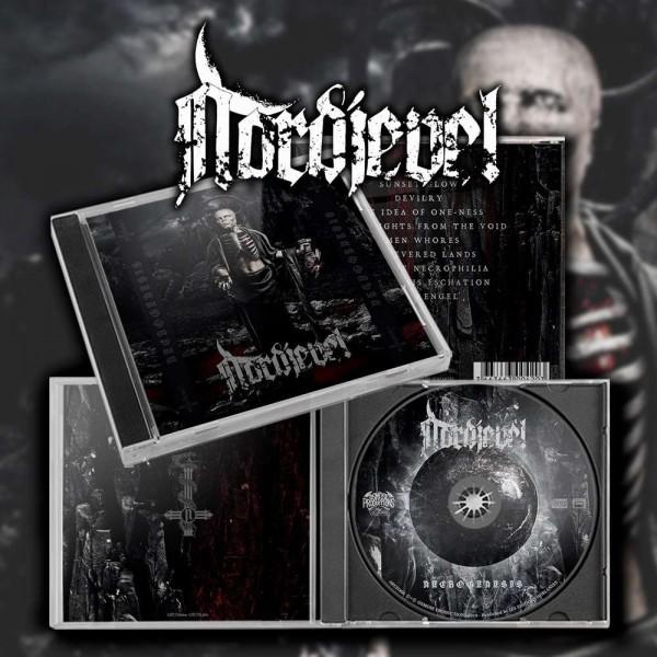 Nordjevel - Necrogenesis, CD