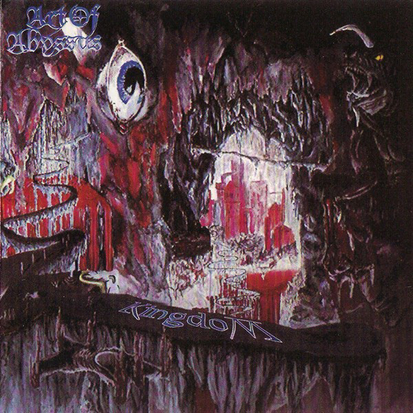 Art Of Abyssus - Kingdom, CD